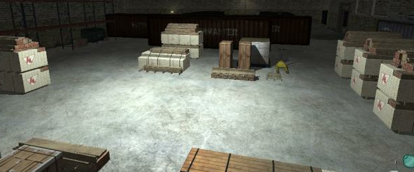 FEAR Map: MXT Warehouse