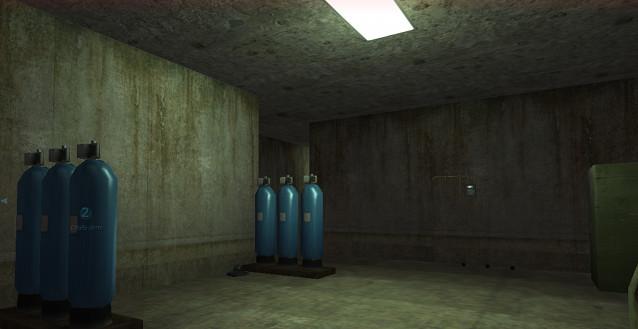 FEAR Map: MXT Underground Base