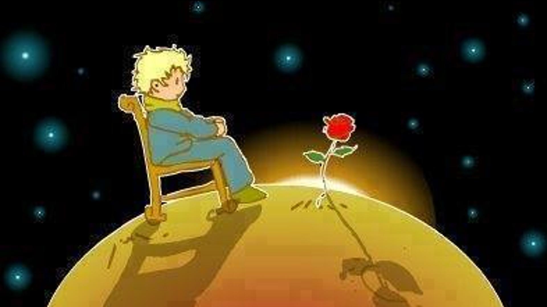 La rosa que cautivó al principito [extracto]