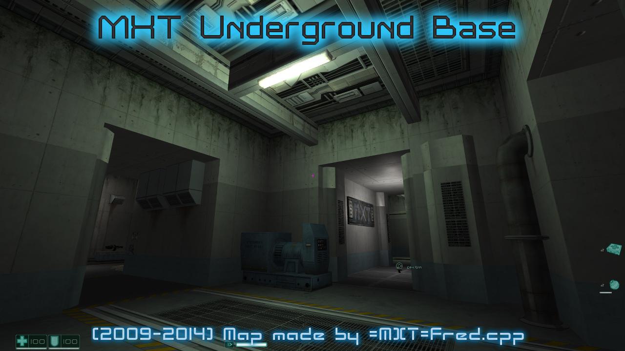 MXT UndergroundBase (2014)