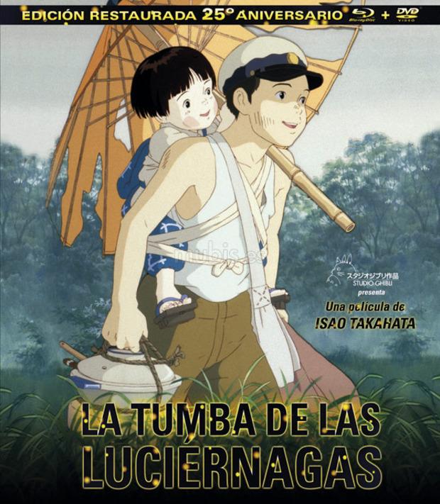 Domingo de cine: La tumba de las luciérnagas (1988)