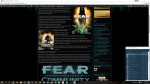 FEAR Server Monitor, first Alpha Preview